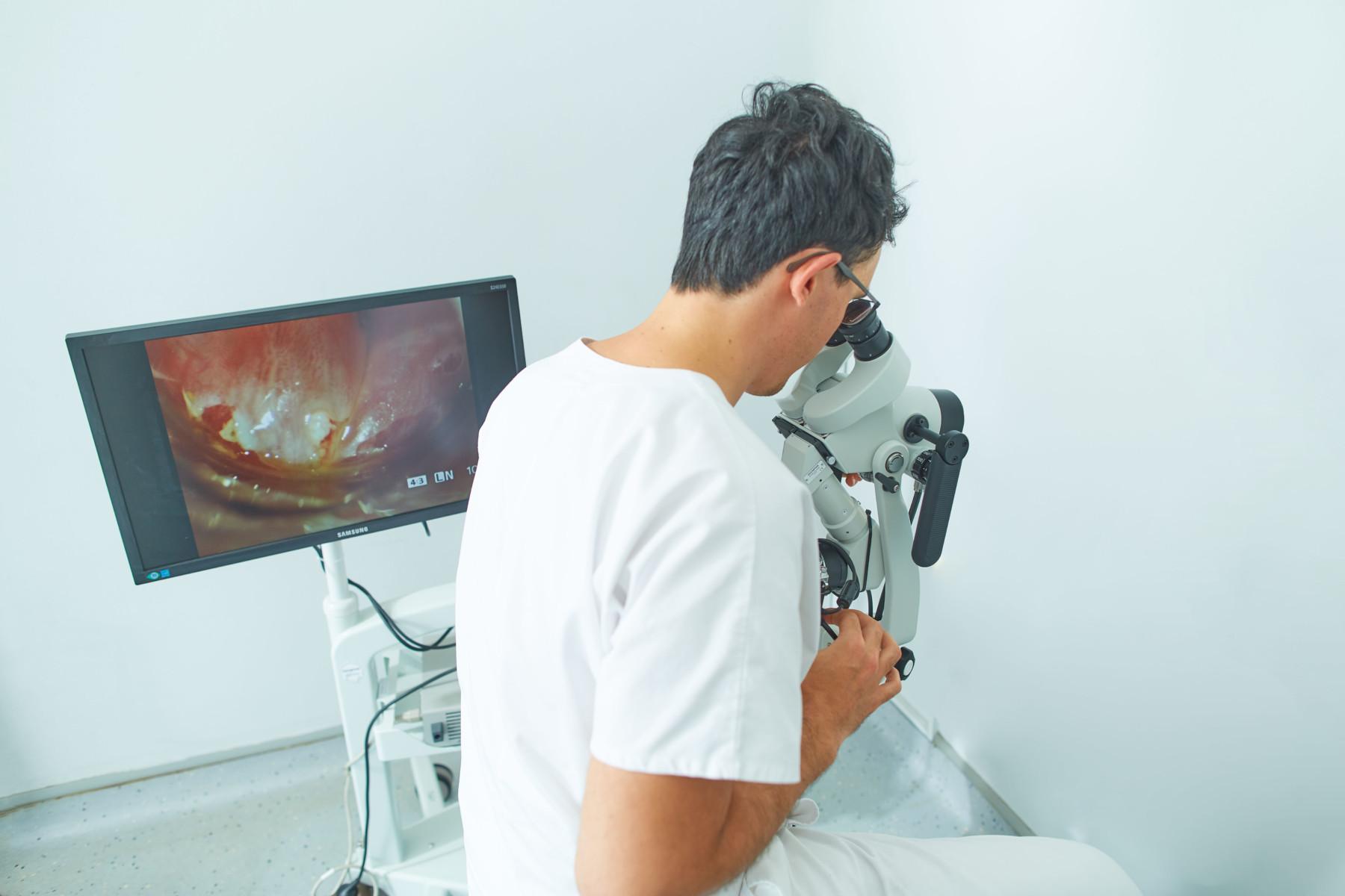 Visokoresolucijska anoskopija